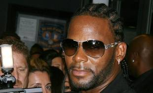 Le chanteur R. Kelly à New York