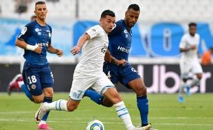 Nemanja Radonjic n'a été titulaire que contre Reims, cette saison.