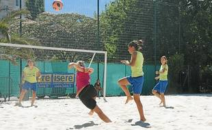 Le tournoi Fémina beach soccer clôturera cette semaine d'anniversaire.
