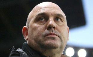 Frédéric Antonetti, le 26 février 2011, à Rennes.
