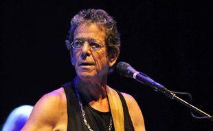 L'artiste Lou Reed, disparu en 2013