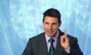 """L'acteur américain Tom Cruise est considéré comme """"dangereux"""" par une majorité de 47% des Allemands pour son appartenance à l'Eglise de Scientologie, selon un sondage publié dimanche."""
