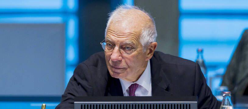 Josep Borell, chef de la diplomatie de l'Union Européenne