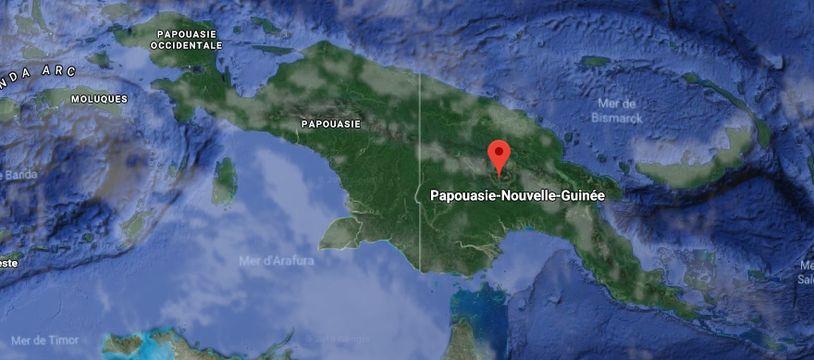 Au moins 100 personnes sont mortes en Papouasie-Nouvelle-Guinée.