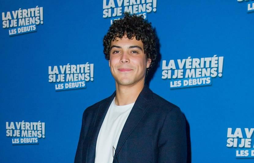 L'acteur Mickaël Lumière interprétera Grégory Lemarchal dans un biopic pour TF1