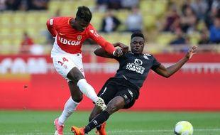 Keita Baldé marque son premier but de la saison, contre Caen, à Louis II.
