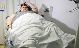 Juan Pedro Franco, un Mexicain considéré comme l'homme le plus gros du monde lorsqu'il pesait 595 kilos, a été admis le 5 mai 2017 dans un hôpital de Guadalajara pour subir un pontage gastrique.