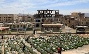 L'Organisation mondiale de la santé estime que près de 10.000 Yéménites ont été tués depuis 2015.