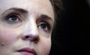 """Les députés UMP Nathalie Kosciusko-Morizet et Axel Poniatowski se sont prononcés mercredi contre le mariage, l'adoption et la procréation pour les couples homosexuels, mais en faveur d'""""une alliance civile en mairie""""."""