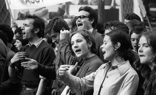 A Marseille, la CGT a pris le dessus sur le mouvement étudiant (photo d'illustration).