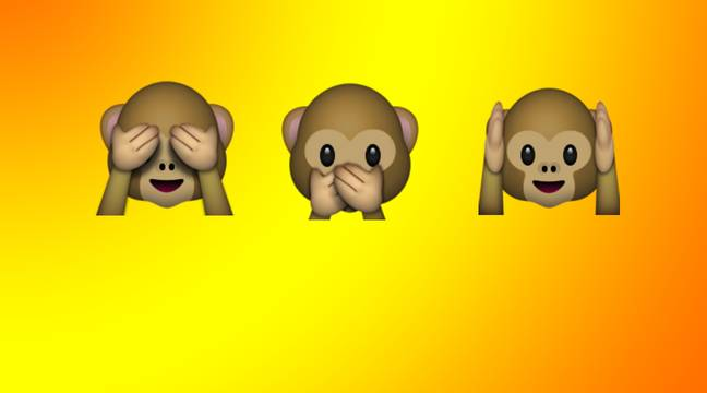 Célèbre Comment les trois singes de la sagesse se sont invités dans vos iPhone FS45