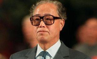 Photo d'archives datant du 1er novembre 1987 de Zhao Ziyang, ancien dirigeant chinois
