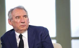 François Bayrou est le président du Mouvement Démocrate. (archives)