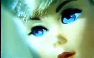 Barbie dans les années 60