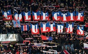 Les Ultras parisiens redonnent des couleurs au Parc des Princes