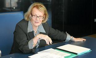 La maire de Montpellier est déterminée à se représenter aux élections municipales, même sans l'investiture du PS.