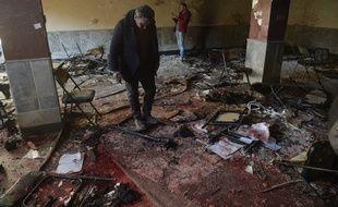 Au moins 41 personnes ont été tuées et 84 blessées dans un attentat revendiqué par le groupe djihadiste Etat islamique (EI) contre un centre culturel chiite jeudi à Kaboul.
