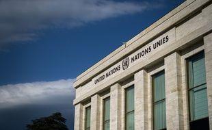 Le sièges Nations Unies à Genève, en Suisse. (archives)