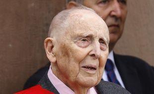 Le résistant et ancien secrétaire de Jean moulin, Daniel Cordier, est décédé à l'âge de 100 ans