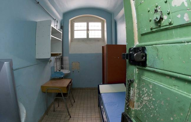 La maison centrale d'Ensisheim compte un peu moins de 200 prisonniers, en très grande majorité seuls en cellule.