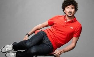 Arnaud Tsamère se produit au Splendid à Paris jusqu'au 25 avril 2015.