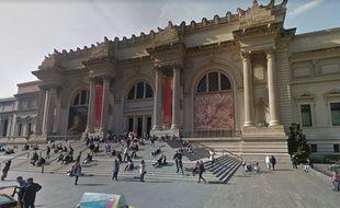Le Metropolitan Museum of Art de New York fait polémique avec l'exposition d'une toile jugée pédophile