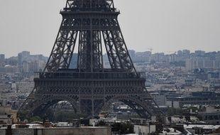 La tour Eiffel à Paris, le 16 juillet 2018.