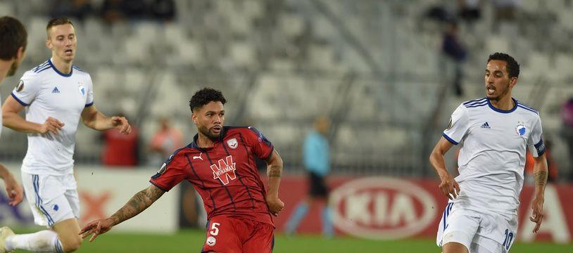 Le Bordeaux d'Otavio ne verra pas les 16e de finale de la Ligue Europa.