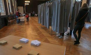 Illus presidentielle Strasbourg le 7 Mai 2017