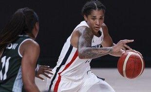 Gabrielle Williams et les Bleues affrontent les USA pour une possible qualif en quarts de finale des Jeux.
