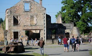 Le village d'Oradour-sur-Glane est un village martyr de la seconde guerre mondiale.