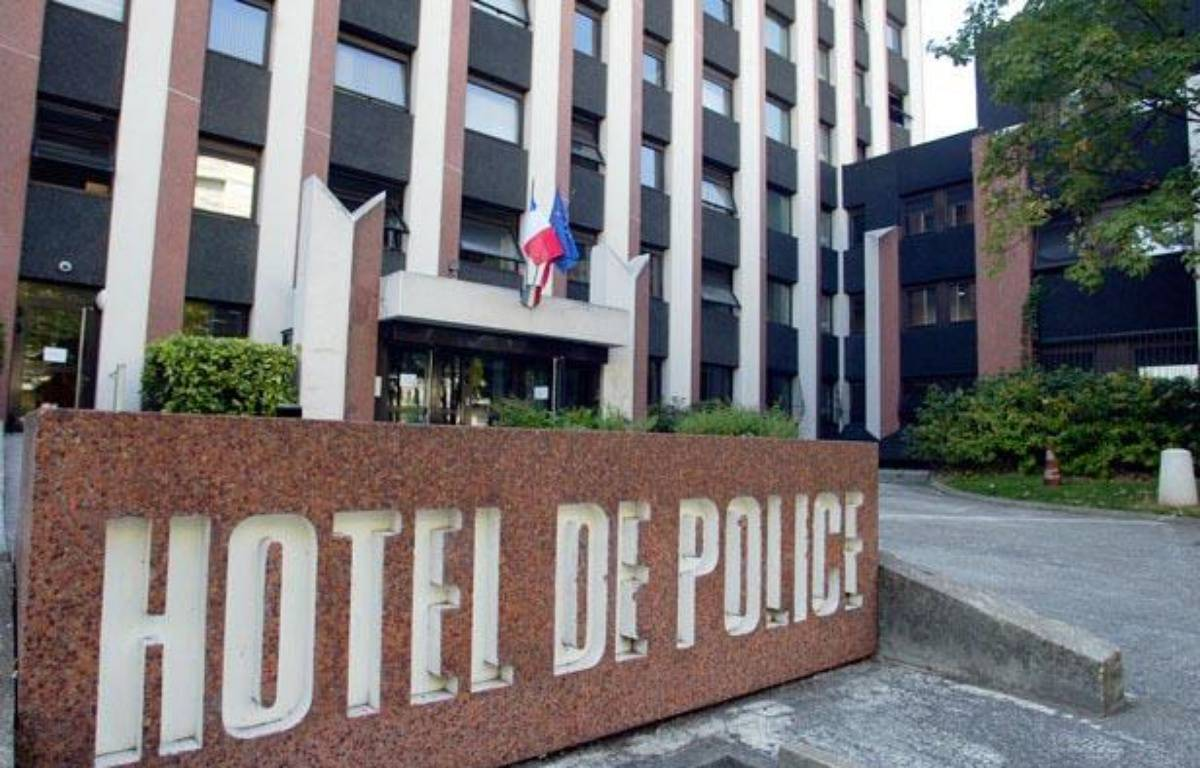 L'hotel de police de Lyon. – C. VILLEMAIN / 20 MINUTES
