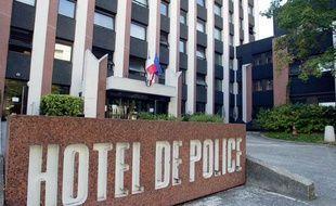 L'hotel de police de Lyon.