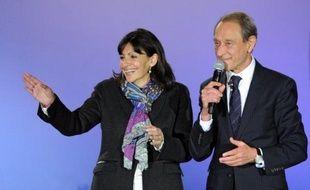 Anne Hidalgo, 53 ans, a donné dimanche le coup d'envoi de la campagne des municipales de 2014 à Paris, en annonçant sans surprise sa décision de briguer la succession de Bertrand Delanoë.