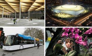 Le déménagement MIN, le stade privé du FCN, le nouveau busway et les Floralies, entre autres, feront l'actualité nantaise en 2019.