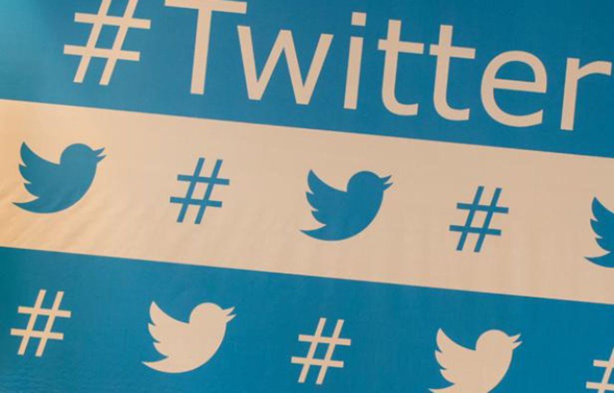 Le logo du réseau social Twitter. – YASUYOSHI CHIBA / AFP