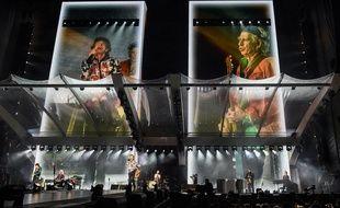 Les Rolling Stones ont donné un show de deux heures pour leur unique date en France, à Marseille.