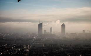 En raison d'un nouvel épisode aux particules fines sur l'agglomération lyonnaise, la circulation différenciées sera réinstaurée dès le 24 novembre.