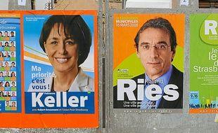Comme en 2008, Ries et Keller seraient face à face au second tour.