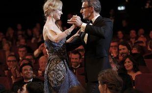 En 2014, Lambert Wilson s'est offert une danse avec Nicole Kidman.