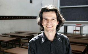 Bertrand Monthubert, Président de l'Association Sauvons la Recherche, le 5 mars 2007.