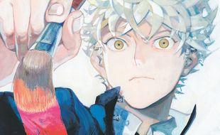 « Blue Period » ou se prendre de passion pour la peinture (et le manga)