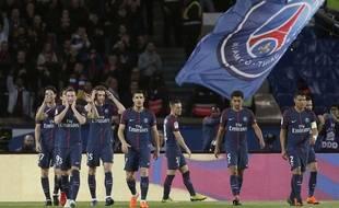 Paris a battu Monaco dimanche soir (7-1)
