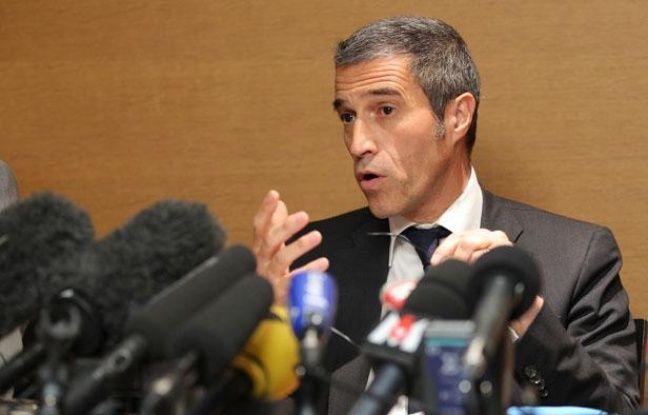 Le procureur de la république de Lyon Marc Cimamonti, le 12 septembre 2012
