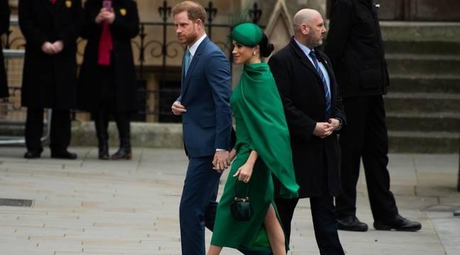 VIDEO. Royal Sussex, c'est fini pour Meghan et Harry