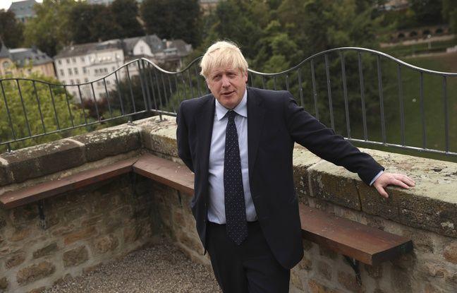Brexit: «Bonne chance d'accord» mais l'UE doit «bouger» pour Boris Johnson