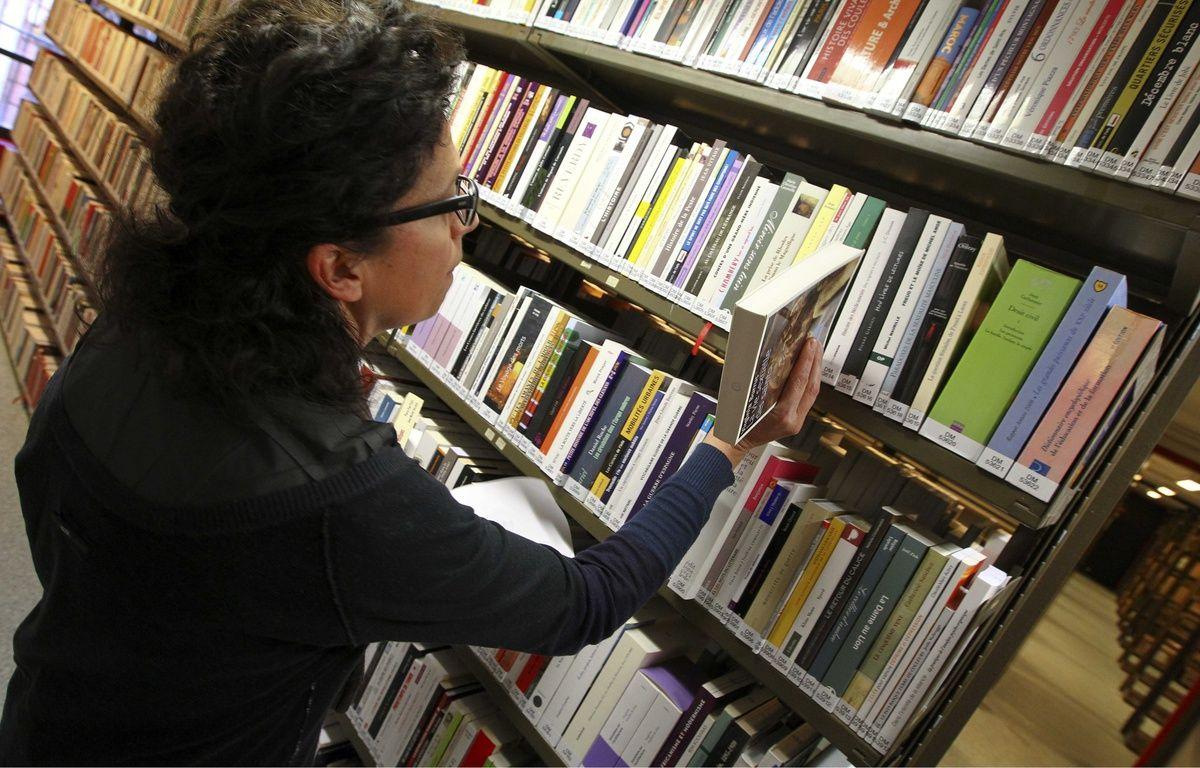 La mairie de Paris souhaite ouvrir six nouvelles bibliothèques le dimanche d'ici 2019.  – 20 MINUTES/SIPA