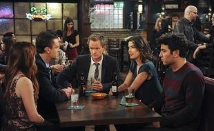 Image extraite de la série «How I Met Your Mother»