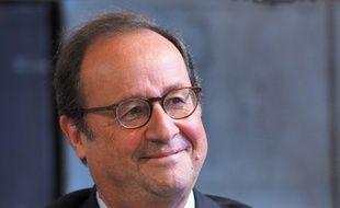 L'ancien locataire de l'Elysée François Hollande.