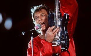 Décédé ce mercredi à l'âge de 74 ans, le rockeur a marqué à tout jamais l'histoire de la chanson française